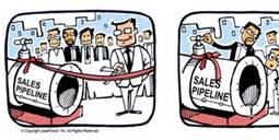 Is your Pipeline real or just a PIPE DREAM?